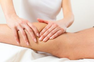 Sportmassage en sportverzorging